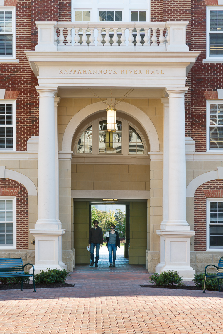 Virginia Hamrick Photography - Rappahannock River Residence Hall Christopher Newport University Newport News VA