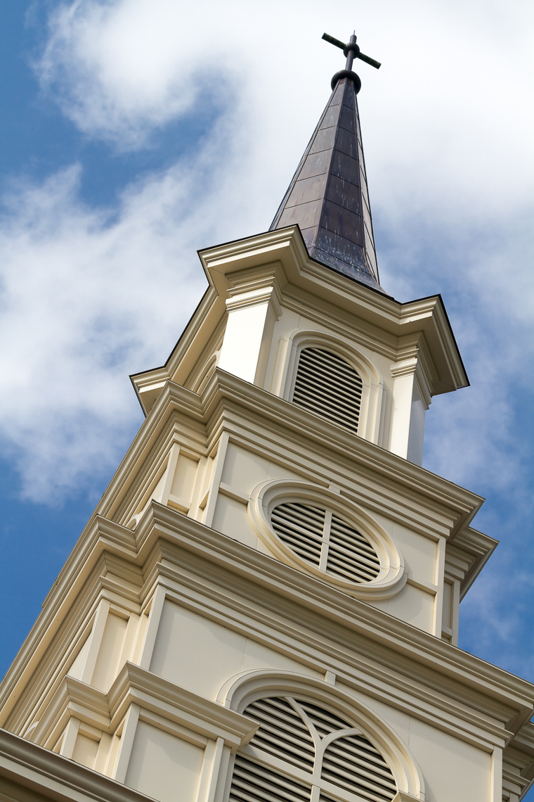 Virginia Hamrick Photography - High Street United Methodist Church