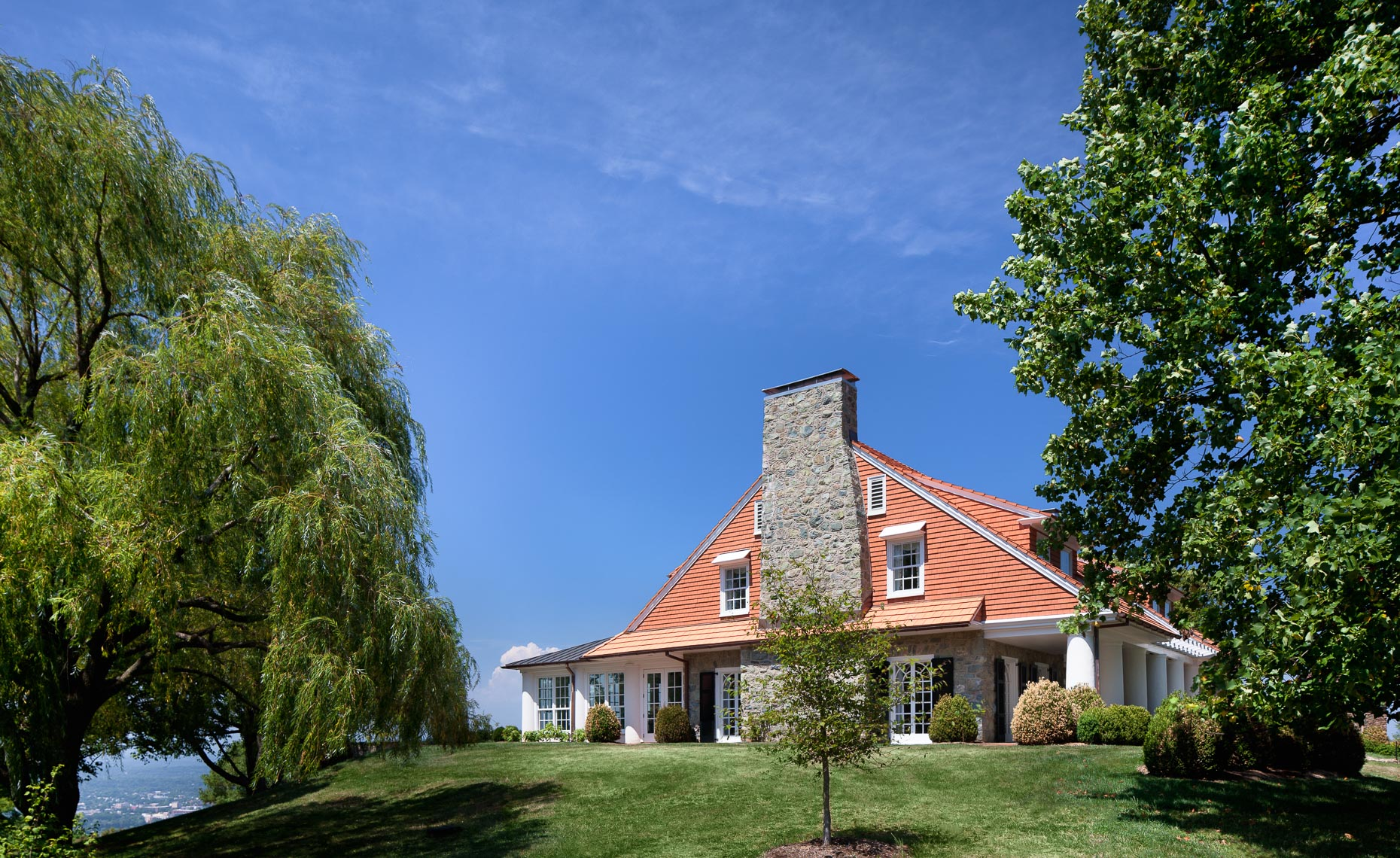 Virginia Hamrick Photography - Robert H. Smith Center at Montalto - Hospitality
